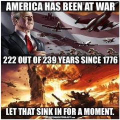 US war numbers