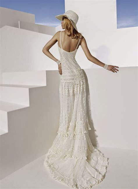 Hippie Wedding Dresses Hats Etsy Design