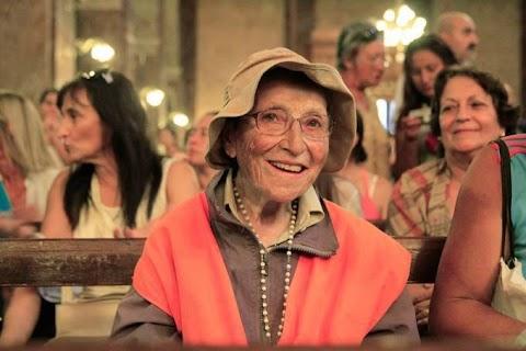 Gyalog zarándokolt Czestochowába egy 95 éves olasz nő
