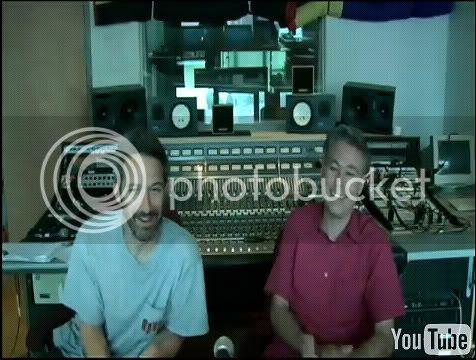 Ad-Rock & MCA of Beastie Boys