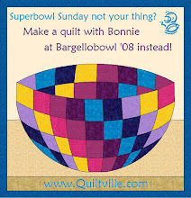 Bargello Bowl 2007-2008