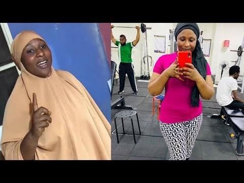 Videon nan bashi zai hanani aure ba: Inji sadiya Kabala