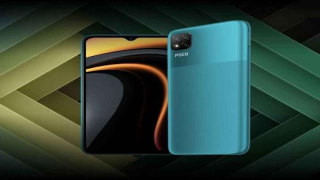 Poco C3 4+64GB के साथ 8,999 रुपए में हुआ लॉन्च, 16 अक्टूबर से शुरू होगी सेल