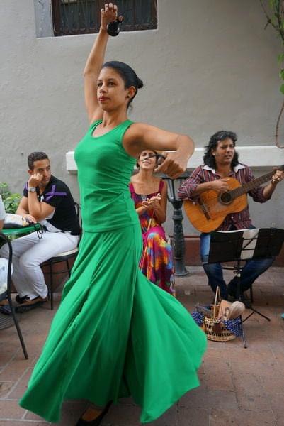 flamenco dancing cienfuegos cuba