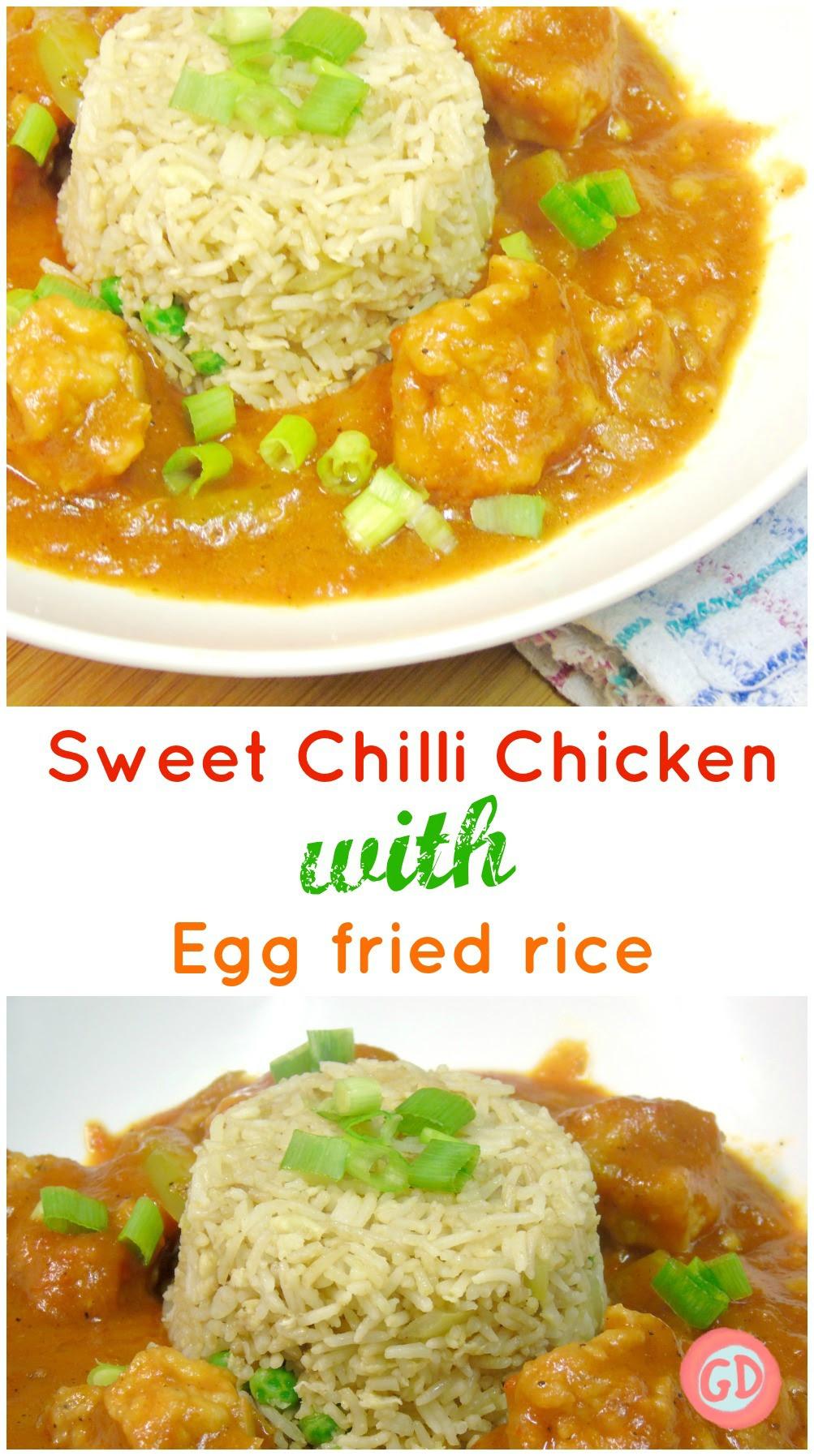 Chicken malai tikka pizza recipe, chilli chicken and fried ...