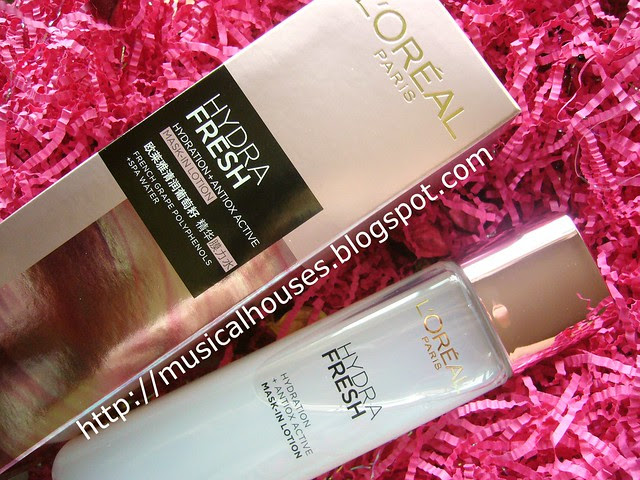 Loreal HydraFresh Mask-in Lotion
