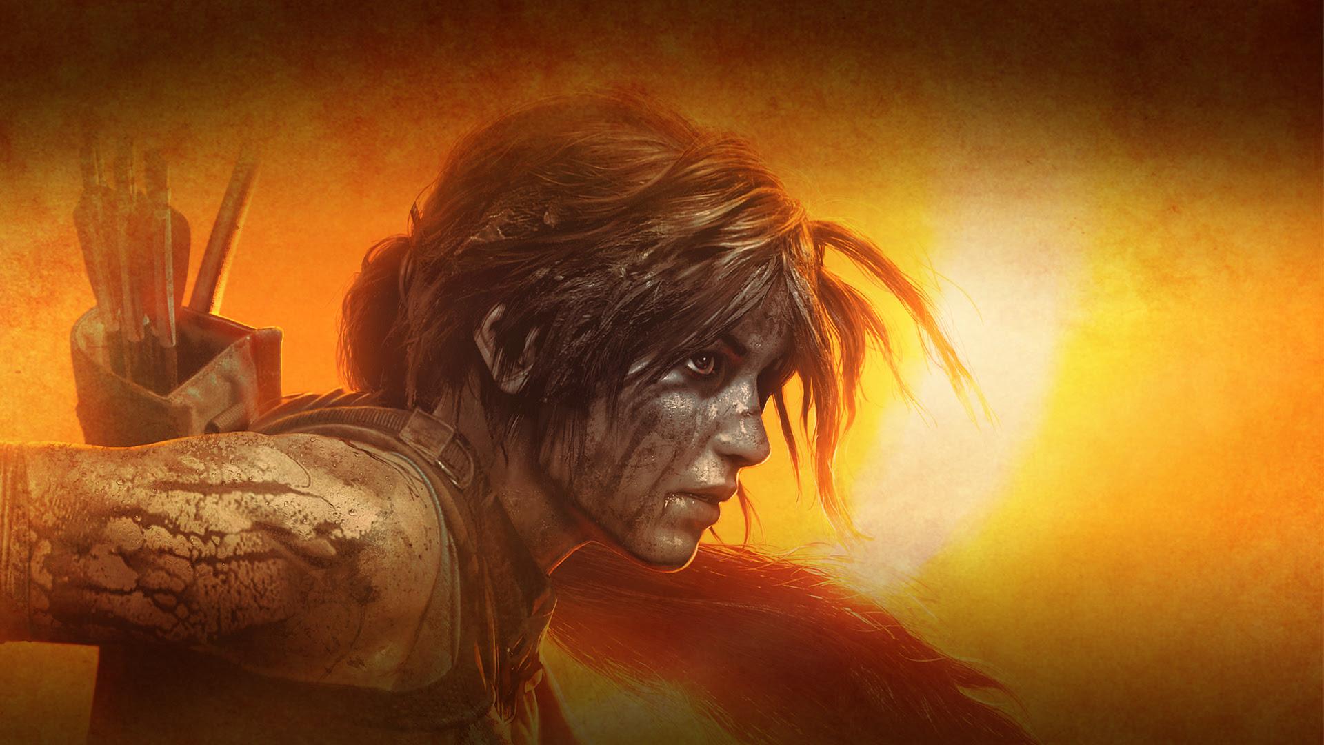 Lara Croft In Shalara Croft In Shadow Of The Tomb Raider