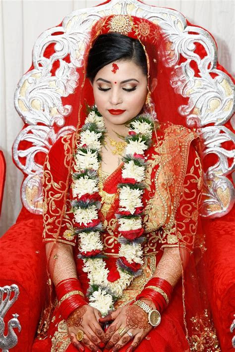 Nepali bride. one of the best days of my life.   Nepali