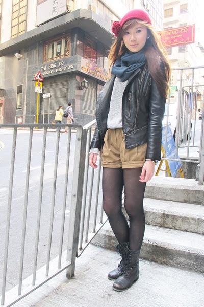 leather korea jackets aldo boots hm hats topshop
