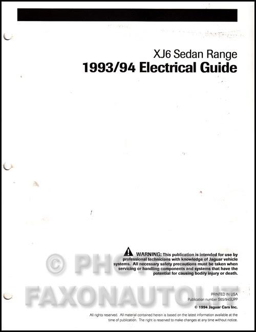 DIAGRAM 1986 Jaguar Xj6 Wiring Diagram FULL Version HD ...
