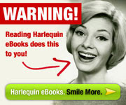 Save & smile more with ebooks from eHarlequin