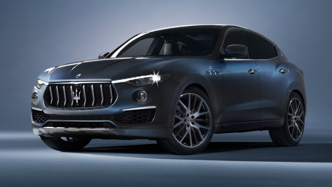 The Maserati Levante Hybrid is expected to go on sale in India later this year. Image: Maserati