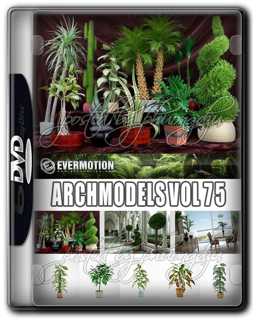 Evermotion - Archmodels vol.75