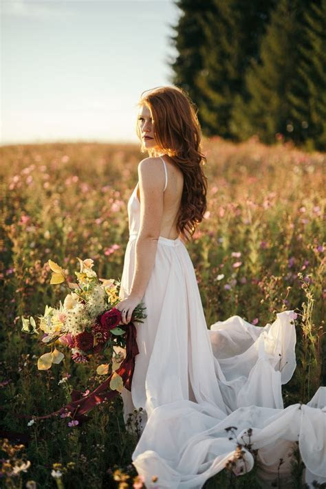 Best 25  Redhead bride ideas only on Pinterest   Red