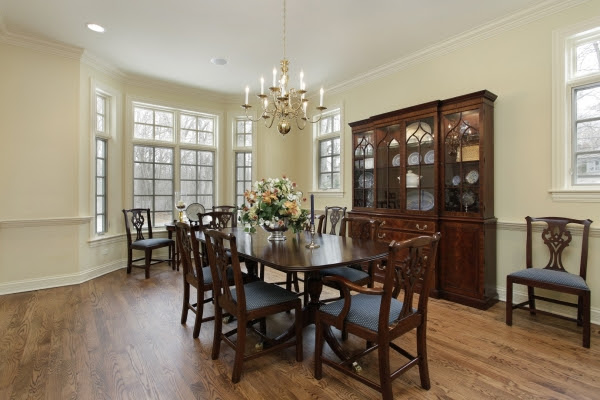 A guide to using wooden furniture in interior design » Adorable Home