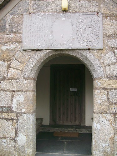 Lewtrenchard  Church