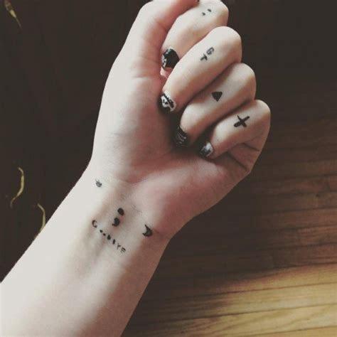 men women hand tattoos media democracy