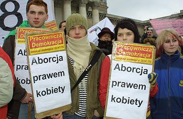 Αποτέλεσμα εικόνας για polish citizens against abortion