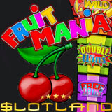 Slotland Launches New Fruitmania Slot Machine with Free Bonus Spins