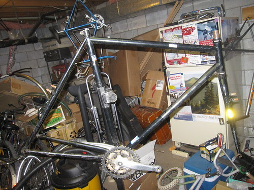 Stealth cross bike
