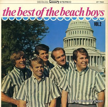 BEACH BOYS, THE best of, the no.2