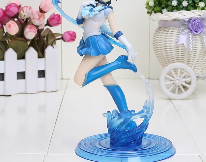 Anime Figuarts Zero Sailor Moon Sailor Mars PVC Figure New No Box 17cm
