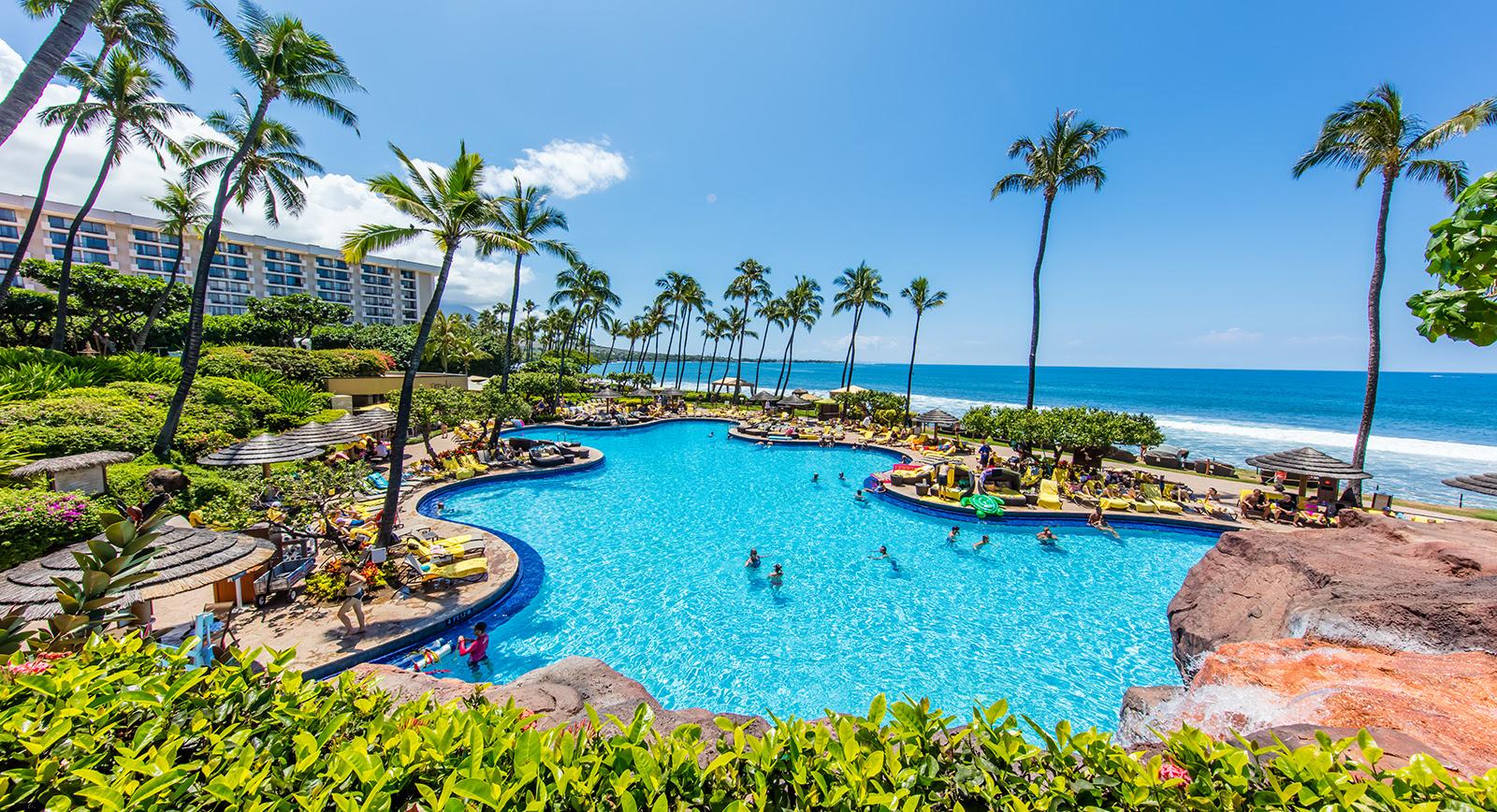 HotelResort Review Hyatt Regency Maui Resort  Spa