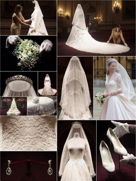 Katherine, Duchess of Cambridge's wedding dress   England