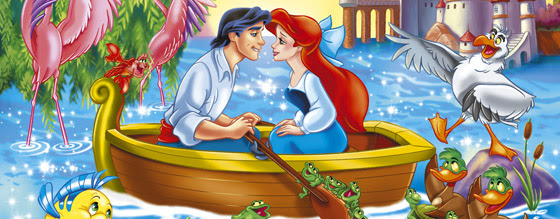 Little Mermaid Disney Wallpaper We Are Movie Geeks