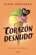 megustaleer - Corazón desnudo (Trilogía Corazón 3) - Elena Montagud
