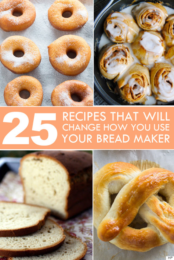 Bread Machine Recipes That Will Make Your House Smell Amazing