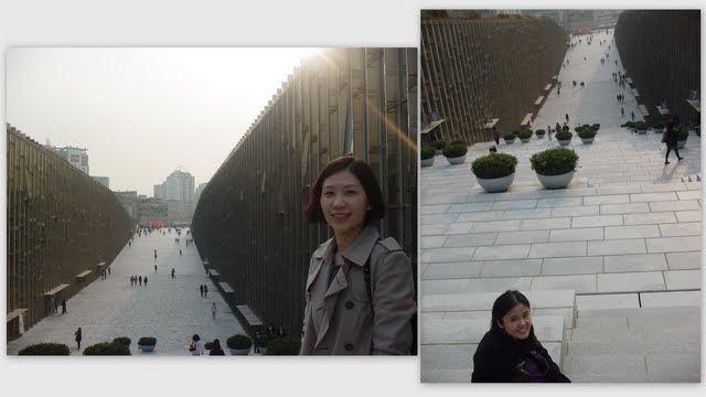 28 university tour-yongik,ewha,hankuk4