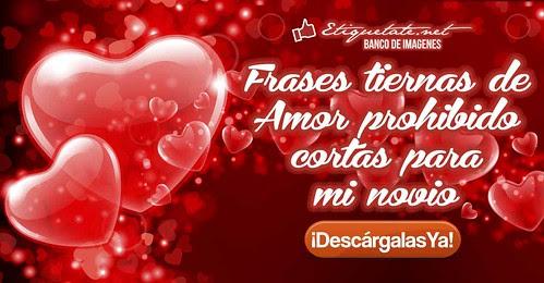 Frases Tiernas De Amor Prohibido Cortas Para Mi Novio A Photo On