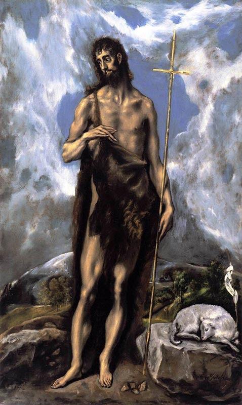 Download El Greco Paintings & Artwork Gallery in Chronological Order