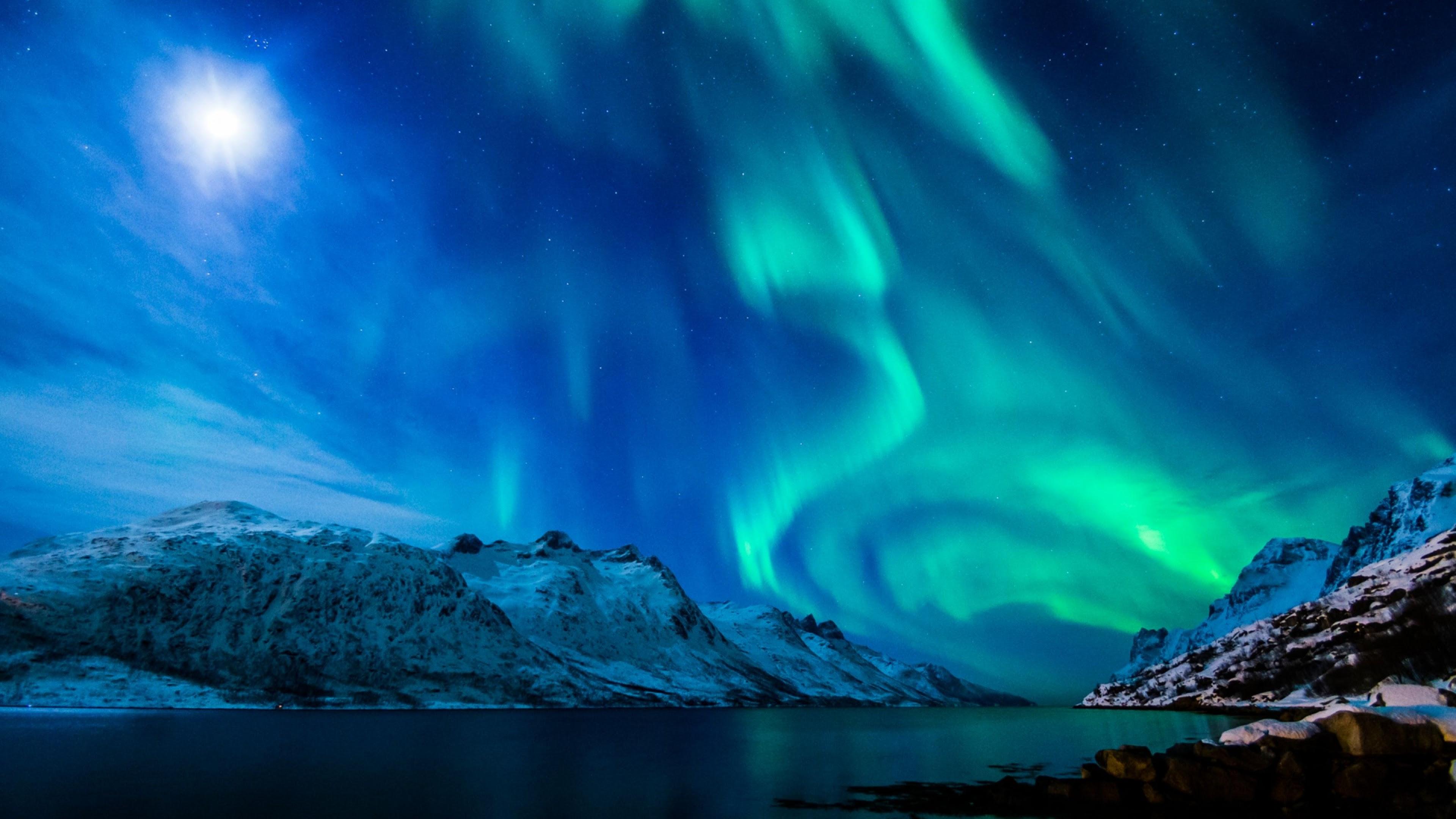 4k Aurora Wallpaper 51 Images