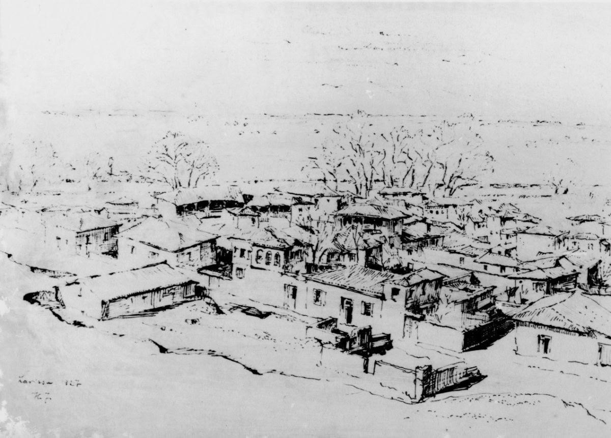 Συνοικία Ταμπάκικα. Του Νικολάου Παπαθεοδώρου