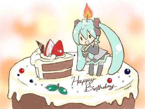 happy birthday  meeeeeeeee   anime drawing blog