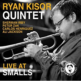 Ryan Kisor Live At Smalls cover