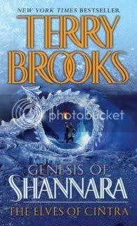 The Elves of the Cintra (Genesis of Shannara Book 2)