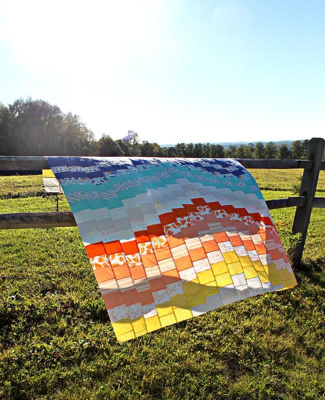 A Tule Quilt Top