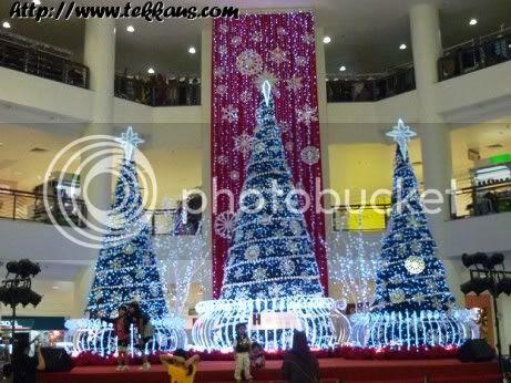 Christmas Decoration Mahkota Parade
