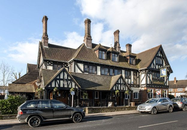 Daylight Inn at Petts Wood in south-east London