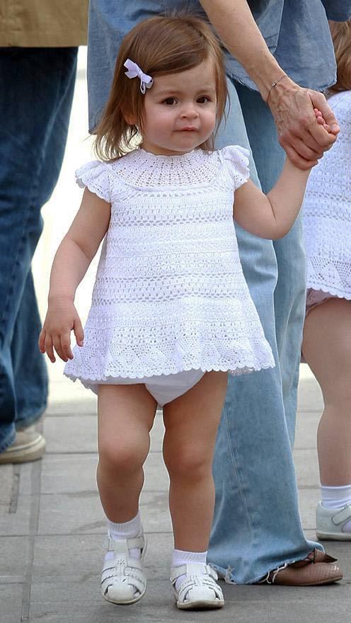 小女孩连衣裙 - 夏天 - 夏天