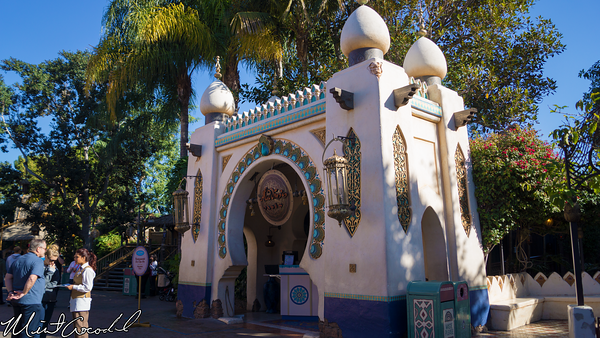 Disneyland Resort, Disneyland, Aladdin's Oasis, Restaurant, Fantasmic, Dining, Package