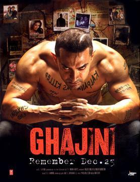 Ghajini - Directed by A.R. Murugadoss Starring Aamir Khan, Asin Thottungal, Jiah Khan, Pradeep Rawat and Riyaz Khan.