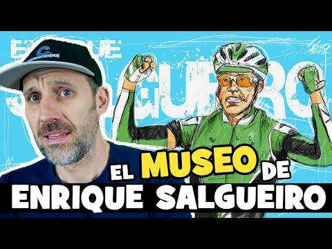 EL MUSEO de ENRIQUE SALGUEIRO. Una mañana en su casa - Alfonso Blanco