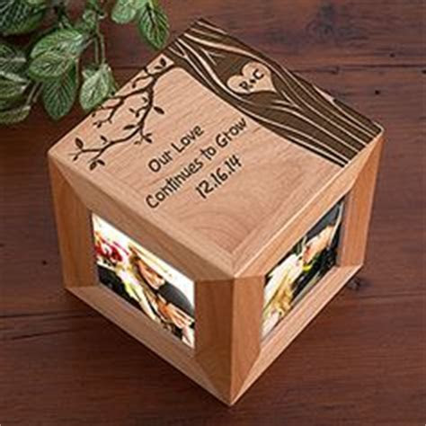 Wood Anniversary Ideas on Pinterest   Wood Anniversary