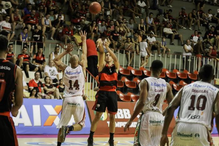 Lelê, do Flamengo