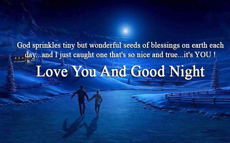 Good Night Love Messages Sleep Well Wishes Wishesmsg
