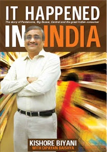 IT Happened in India by Kishore Biyani